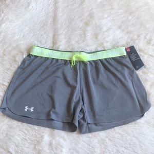 NWT Under Armour Heatgear Athletic Shorts